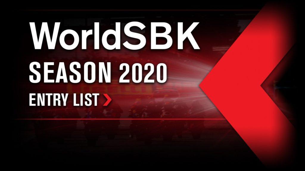 Superbike | Ufficializzata la Entry List 2020