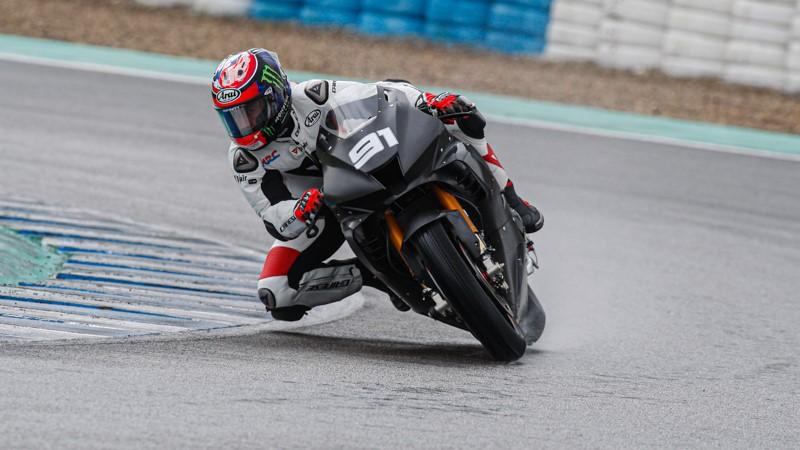 Superbike   Test Jerez, Giorno 1: HRC non delude al debutto in pista