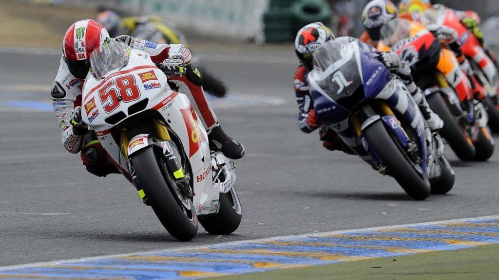 "MotoGP   Jorge Lorenzo ricorda Simoncelli: ""Ho pianto per te, eterno 58"""
