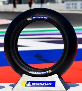 MotoGP |  Nuova gomma posteriore Michelin per il Motomondiale 2020