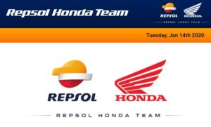 MotoGP | Il Repsol Honda Team sarà presentato il 4 febbraio