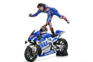 """MotoGP   Presentazione Suzuki: Alex Rins, """"Cercheremo di vincere più gare e di fare più podi"""""""