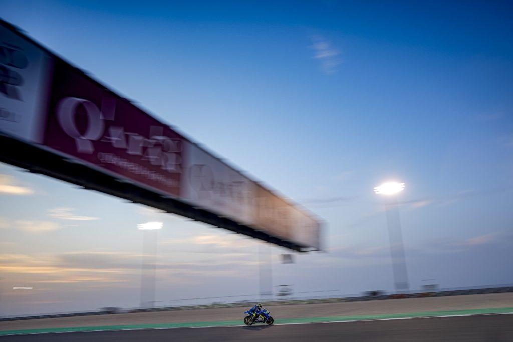 """MotoGP   Test Qatar Day 3: Davide Brivio, """"I test sono andati bene"""""""