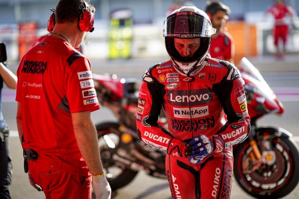 """MotoGP   Test Qatar Day 2: Andrea Dovizioso, """"In generale sono soddisfatto"""" [VIDEO]"""