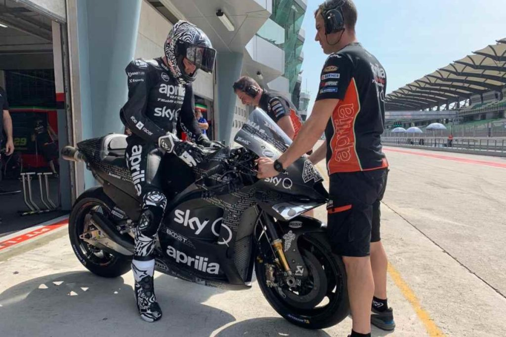 "MotoGP | Test Sepang Day 3: Aleix Espargarò, ""Soddisfatto del lavoro"""