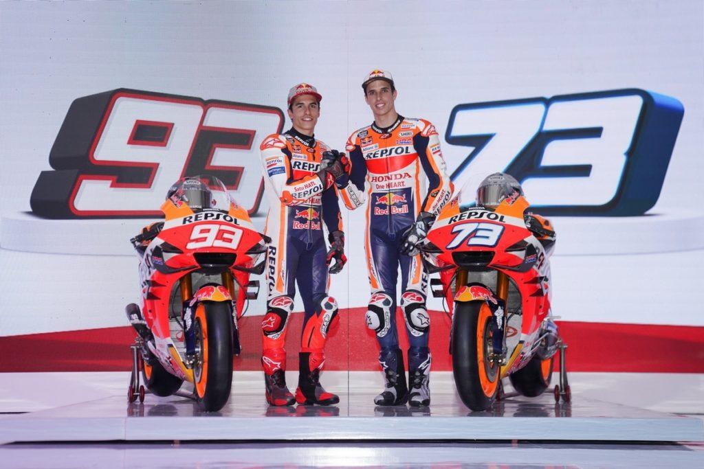 MotoGP | Foto Gallery Repsol Honda Team 2020