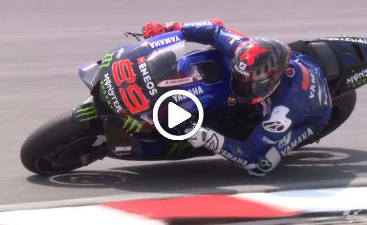 "MotoGP | Test Sepang: Lorenzo, ""Emozionante tornare in sella alla Yamaha"" [VIDEO]"