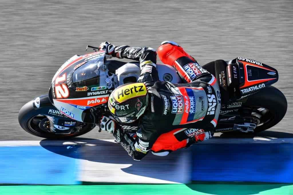 Moto2 | Test Jerez Day 3: Luthi chiude al comando, bene Bulega