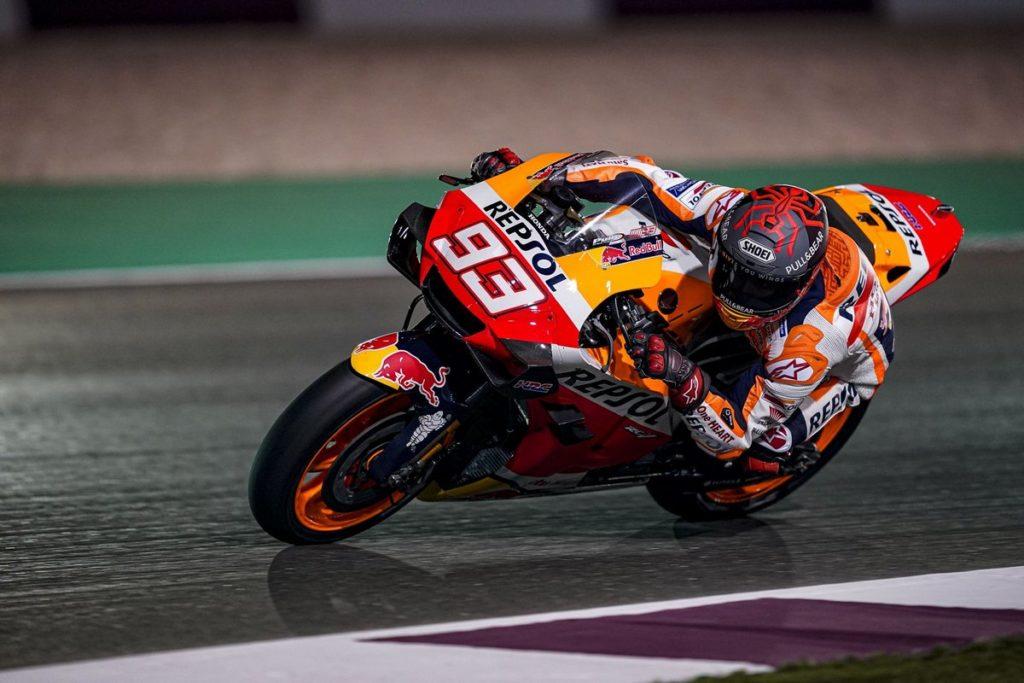 "MotoGP | Test Qatar Day 2: Marc Marquez, ""Più difficoltà rispetto a Sepang"" [VIDEO]"