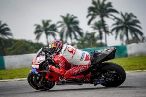 "MotoGP   Test Sepang Day 2: Jack Miller, ""Felice di questa giornata"""