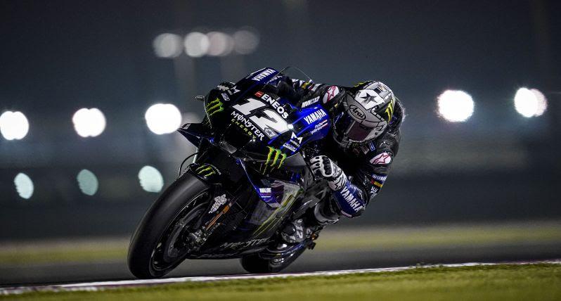"""MotoGP   Test Qatar Day 1: Maverick Vinales, """"Siamo già allo stesso livello dello scorso anno"""""""