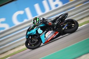 "MotoGP   Test Qatar Day 3: Morbidelli, ""Nel complesso un test positivo"""