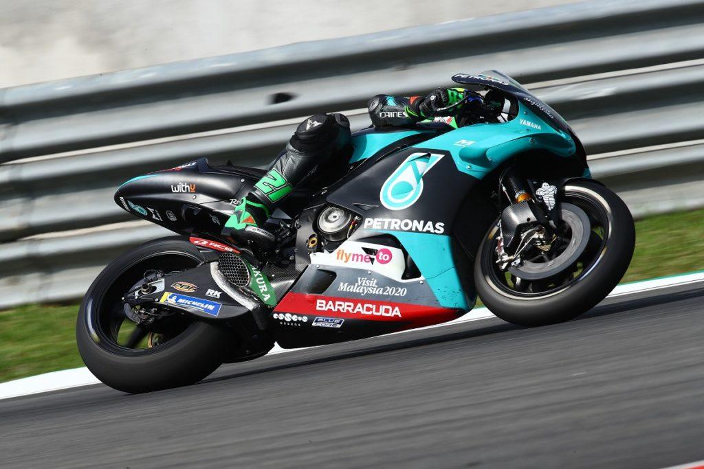 "MotoGP | Test Sepang Day 3: Morbidelli, ""Buon feeling con la moto, non siamo lontani"""