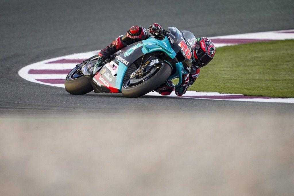 MotoGP | Test Qatar Day 2: Quartararo è il più veloce, Rossi nono