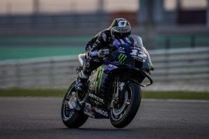 MotoGP | Test Qatar Day 3: Vinales davanti a Morbidelli, Rossi è dodicesimo