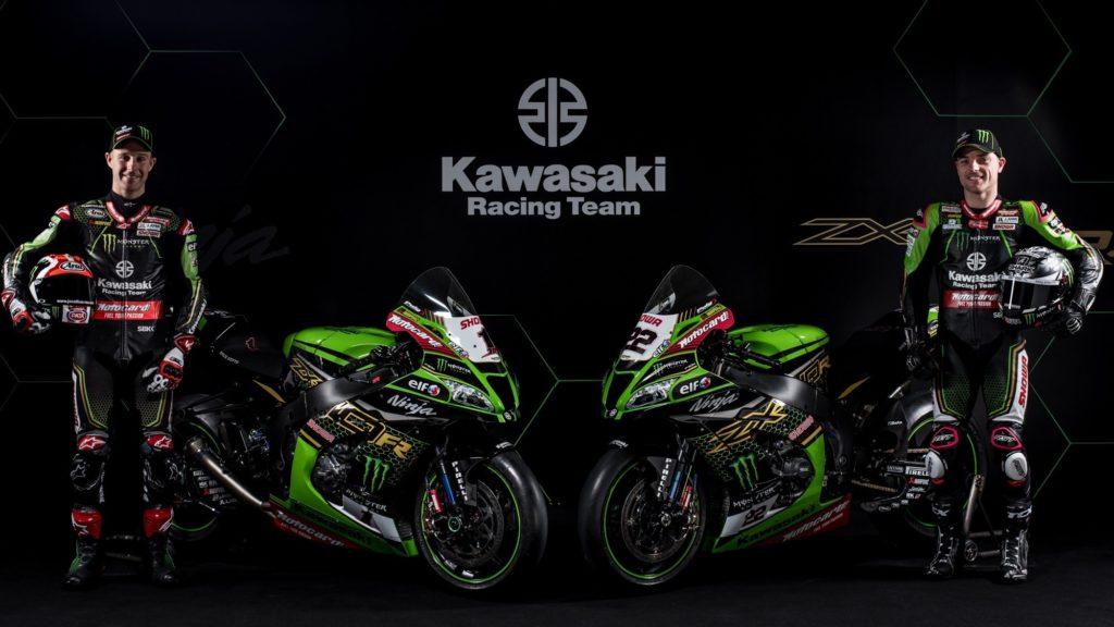Superbike | Il Kawasaki Racing Team svela la formazione 2020