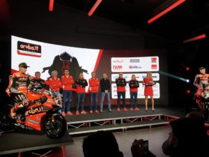 Superbike   Presentato a Imola il Team Ducati 2020