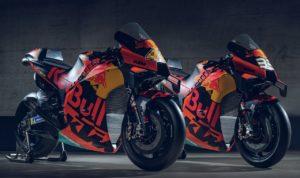 MotoGP   Presentata la KTM 2020