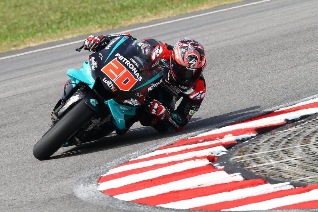 MotoGP | Test Sepang Day 1: Quartararo il più veloce, Rossi chiude decimo