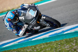 Moto3 | Rodrigo subito al top nei primi test a Jerez
