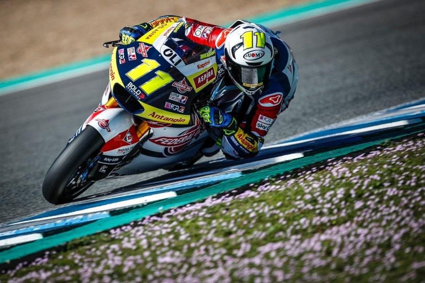 Moto2 | Test positivi per Bulega e Pons