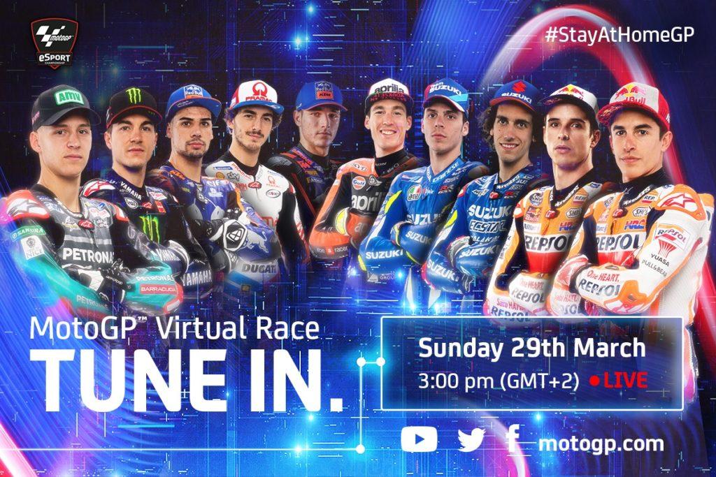 MotoGP | eSport Mugello: Alex Marquez si aggiudica la vittoria [VIDEO]