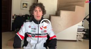 """Moto3   Niccolò Antonelli: """"Per me il SIC è un idolo, un punto di riferimento"""" [VIDEO]"""