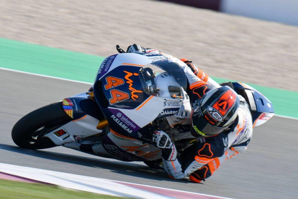 Moto2 | Gp Qatar FP3: Canet, un rookie al comando