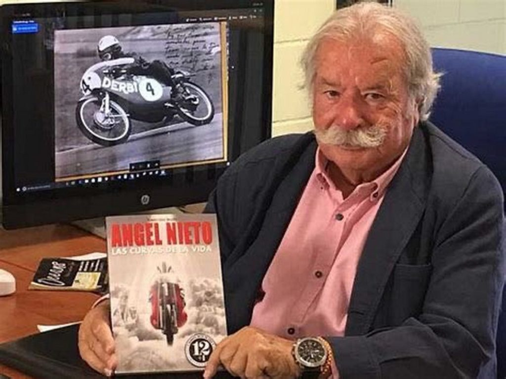MotoGP | Coronavirus: deceduto Tomas Diaz-Valdes, scopritore di Ángel Nieto