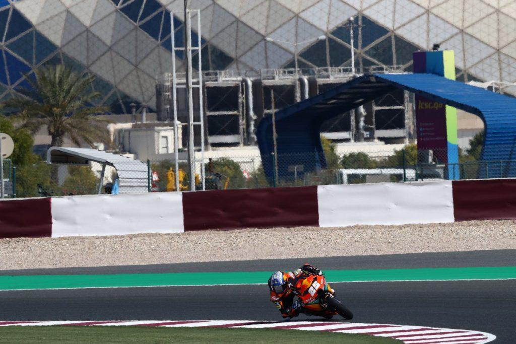 Moto3   Gp Qatar Warm Up: Fernandez precede McPhee