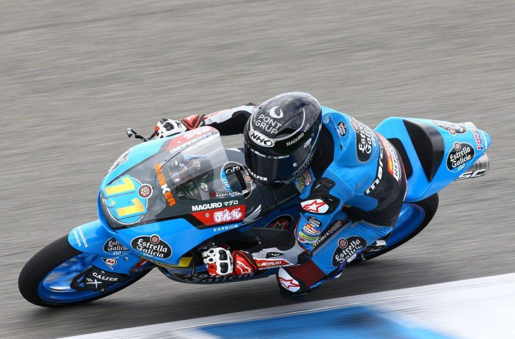 Moto3 | Gp Qatar FP1: Garcia il più veloce, Rossi è quinto