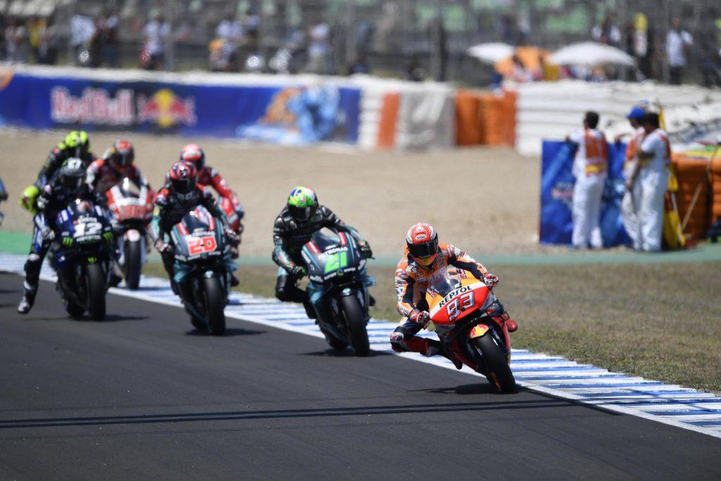MotoGP | Coronavirus: rinviato il Gran Premio di Jerez