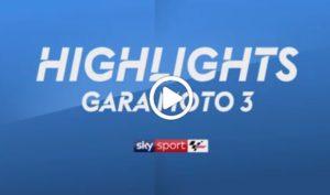 Moto3 | Gp Qatar: gli highlights della gara [VIDEO]