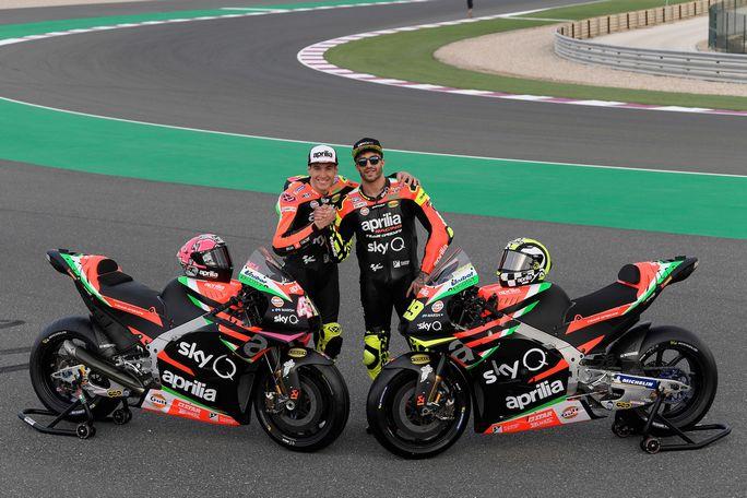 MotoGP | Iannone tende la mano ad Aleix Espargarò ed elogia Massimo Rivola