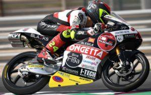 Moto3 | Gp Qatar Qualifiche: Suzuki firma la prima pole stagionale [VIDEO]