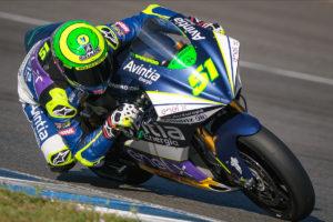 MotoE | Test Jerez Day 2: Granado si conferma al top