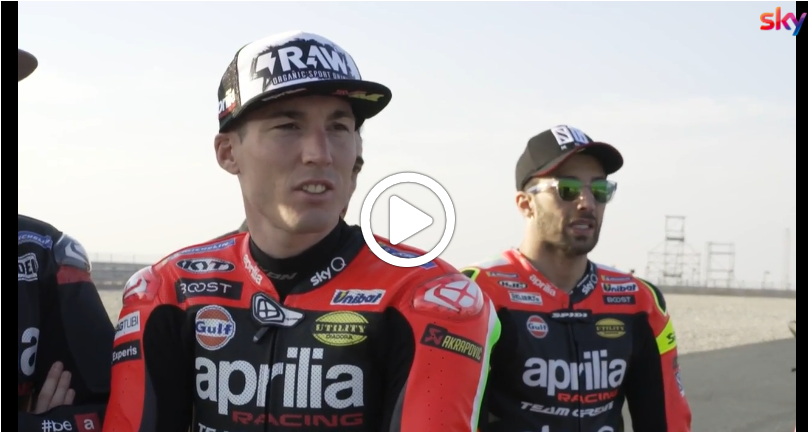 "MotoGP | Aleix Espargarò: ""Per il podio mi serve Andrea Iannone"" [VIDEO]"