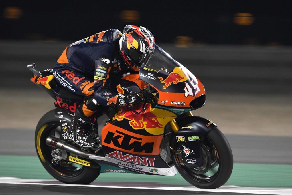 Moto2 | Gp Qatar Gara: Vittoria per Nagashima, Baldassarri e Bastianini a podio