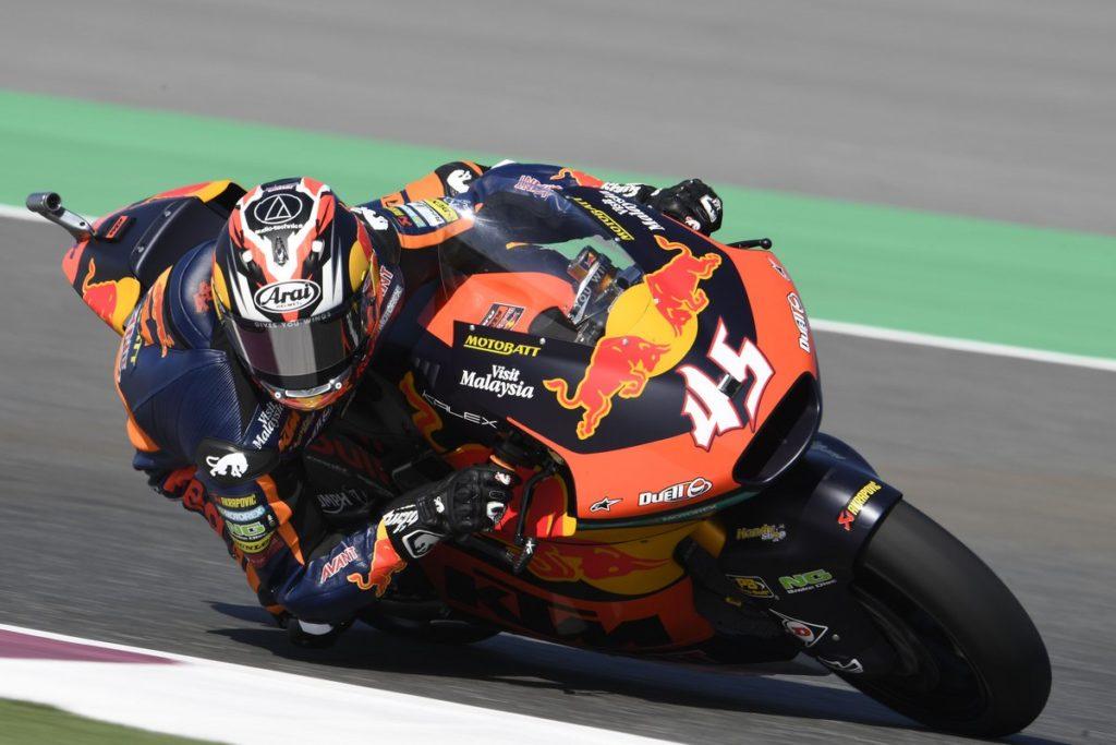 Moto2 | Gp Qatar Warm Up: Nagashima è il più veloce, Bezzecchi è quinto