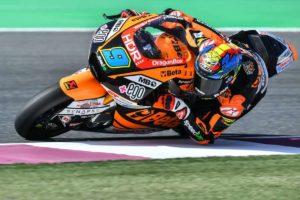 Moto2 e Moto3 | Test IRTA Qatar Day 3: Navarro e Ogura i più veloci