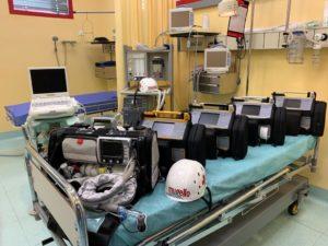MotoGP | Coronavirus: Il Mugello non si ferma, donazione di sangue e attrezzature di rianimazione