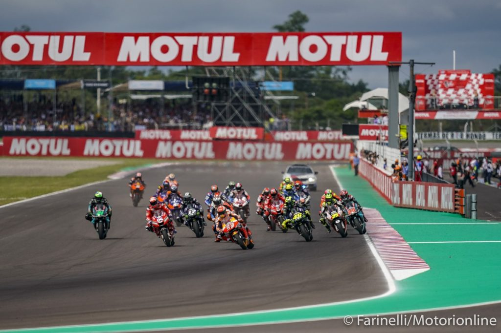 MotoGP | Coronavirus: ufficiale, il GP d'Argentina rinviato a novembre