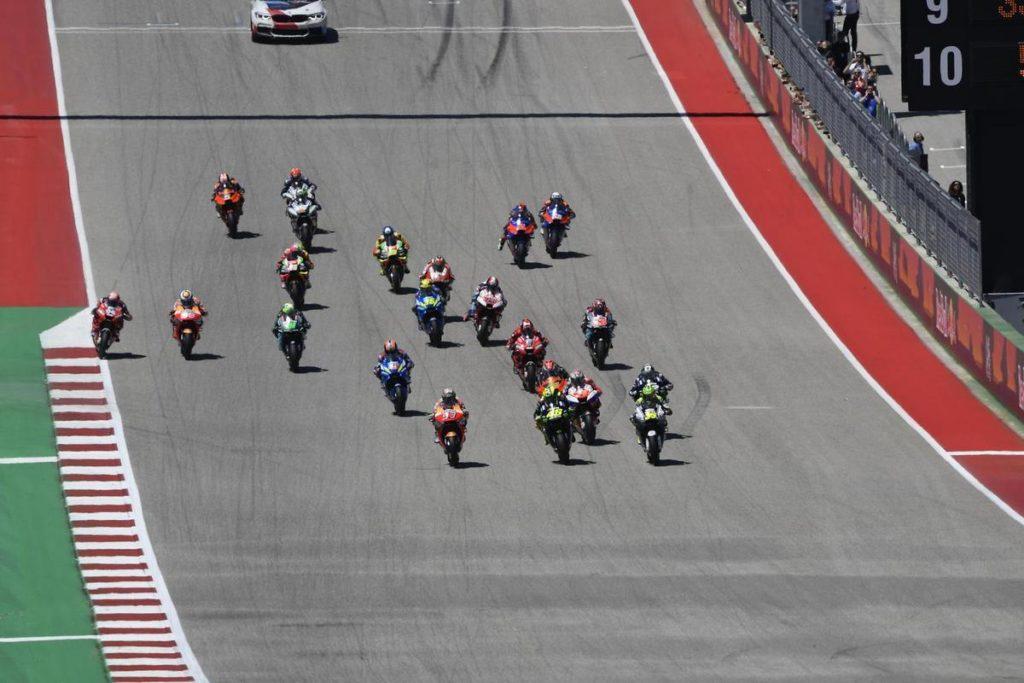 Moto2 | GP Qatar: Tetsuta Nagashima la spunta su Baldassarri e Bastianini
