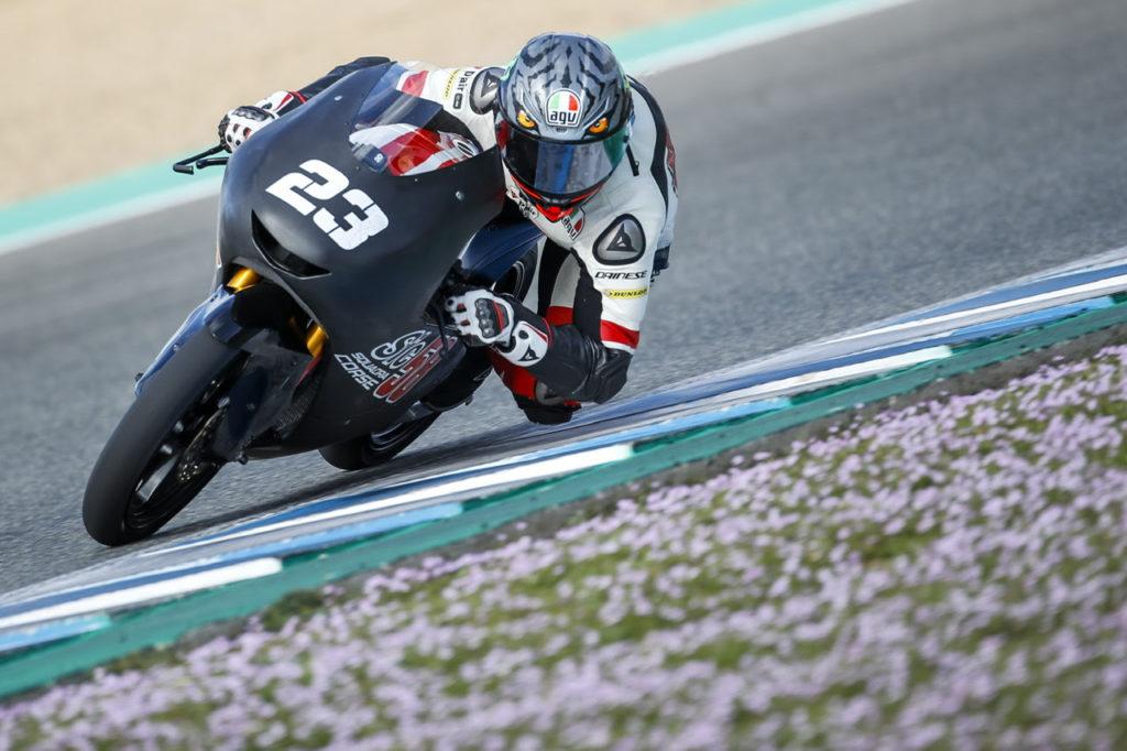 Moto3 | Antonelli salta il GP del Qatar