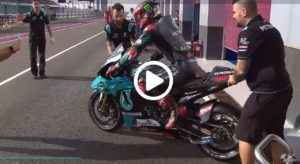 "MotoGP | Fabio Quartararo: ""Rossi? Spero che rimanga in Top Class"" [VIDEO]"