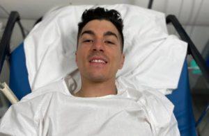 MotoGP   Vinales in ospedale dopo caduta in allenamento