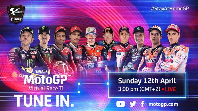 MotoGP | eSport Red Bull Ring: vittoria di Bagnaia [VIDEO]
