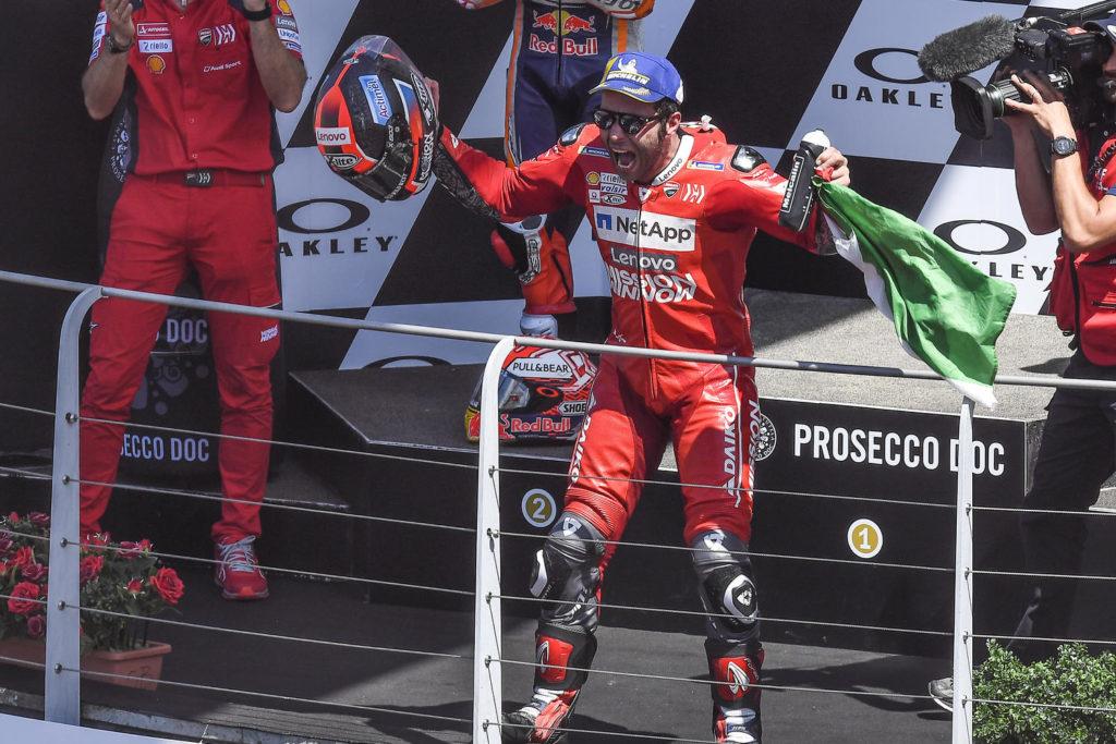"""MotoGP   Danilo Petrucci, """"Il mio obiettivo è restare in Ducati, al Mugello senza voce"""""""