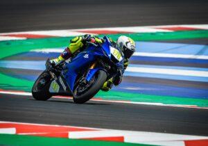 MotoGP | Misano: tredici piloti hanno provato il nuovo asfalto