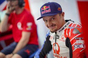 MotoGP | Ufficiale, Jack Miller in sella alla Ducati ufficiale